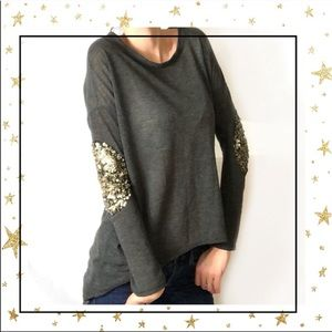 Necessary Clothing Women Sm long sleeve top (A3)